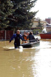 Hochwasser Dürnkrut