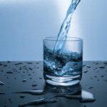 Wasserglas © © Pexels