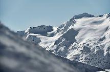 Winterlandschaft Obergurgl