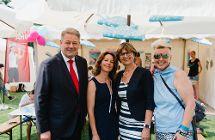 Minister Rupprechter am Danube Day