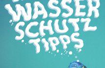 Fisch mit Text Wasserschutztipps