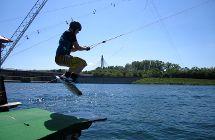 Eröffnung Wakeboardlift Donauinsel 2012