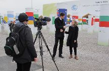 Werde auch du UN-KlimareporterIn